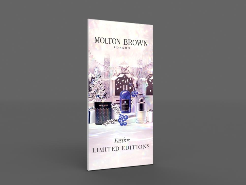 Molton Brown Lightbox