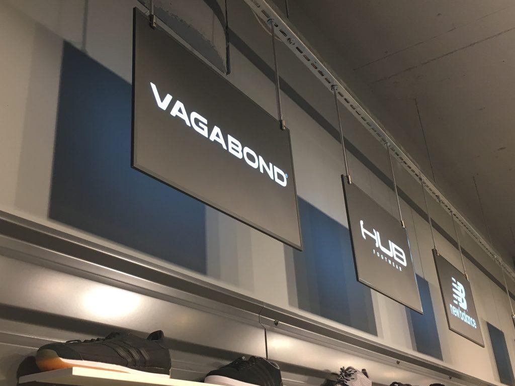 Σήμανση Lumaire σε κατάστημα