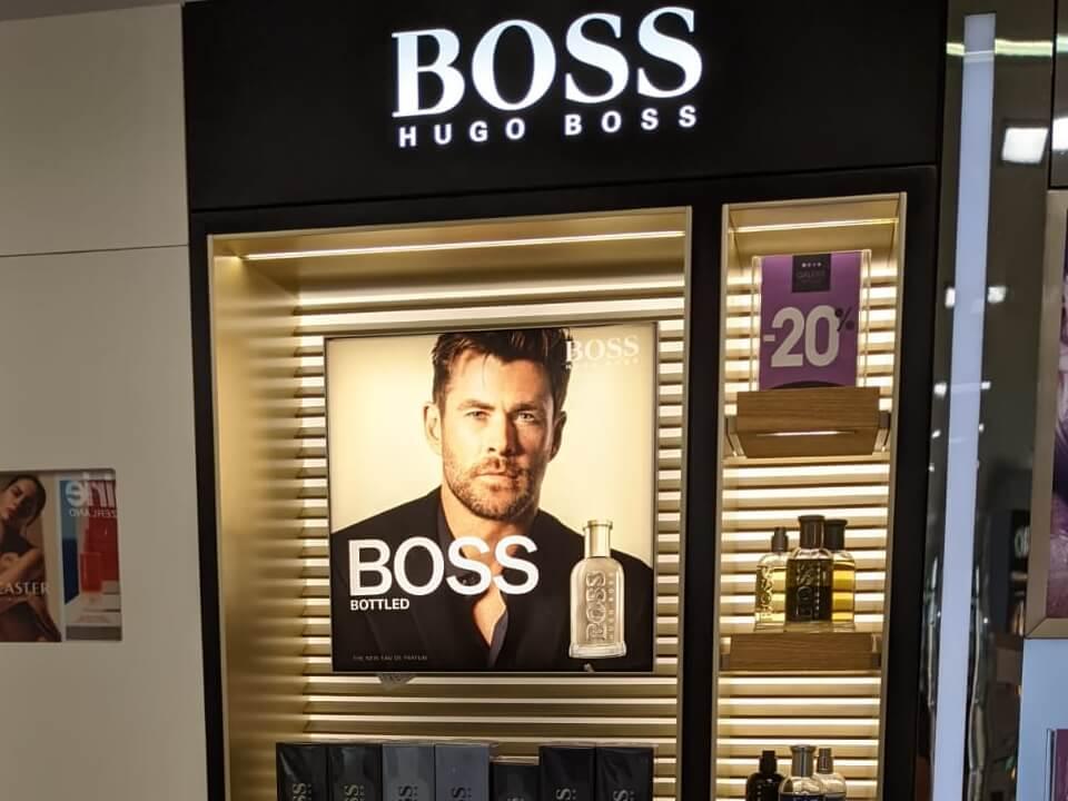 Boss Lightbox
